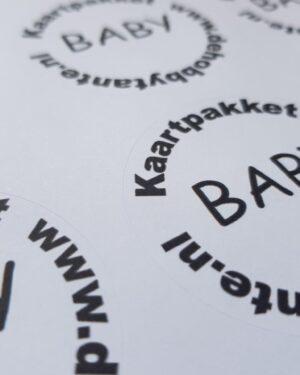 Kaartpakket BABY