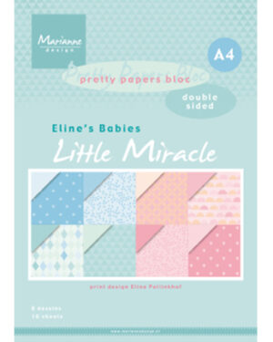 PB7058 – Elines babies little miracles A4 double sided