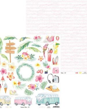Piatek13 – Paper Summer vibes