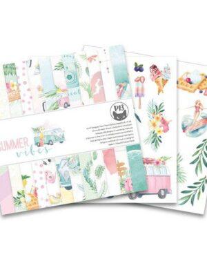 Piatek13 – Paper pad Summer vibes, 6×6''