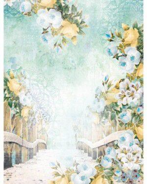 Studio Light Rice Paper Jenine's New Awakening nr.01 JMA-NA-RICE01 A4