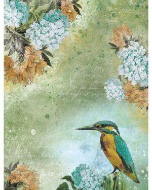 Studio Light Rice Paper Jenine's New Awakening nr.05 JMA-NA-RICE05 A4