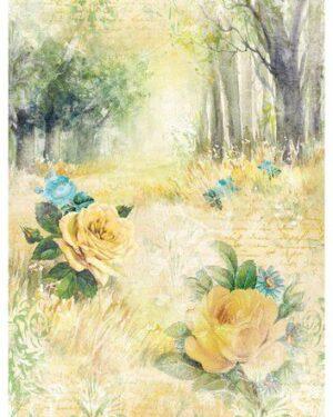 Studio Light Rice Paper Jenine's New Awakening nr.06 JMA-NA-RICE06 A4