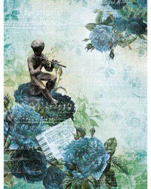 Studio Light Rice Paper Jenine's New Awakening nr.11 JMA-NA-RICE11 A4