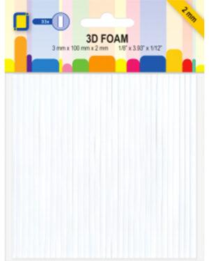 3D Foampads Lines