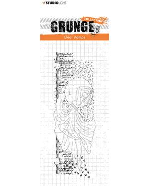 *Pre Order* SL-GR-STAMP34 – SL Clear Stamp Ballerina Grunge Collection nr.34