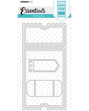 """Pre Order"" SL-ES-CD35 – SL Cutting Die Slimline Essentials nr.35"