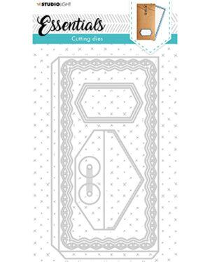 SL-ES-CD37 – SL Cutting Die Envelope Essentials nr.37