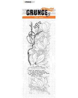 *Pre Order* SL-GR-STAMP38 – SL Clear Stamp Magnolia Grunge Collection nr.38