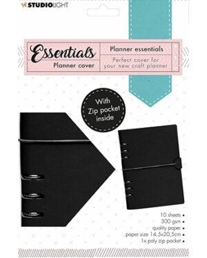 *Pre Order* SL-PES-PLAN03 – SL Planner Black Planner Essentials nr.03