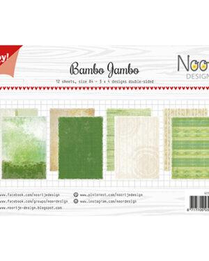 6011/0676 – Papierset – Noor – Design Bambo Jambo