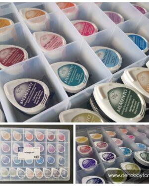 Memento Dew Drops 36 kleuren + doos