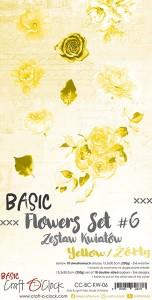 Craft O' Clock – Flowers – SET 06