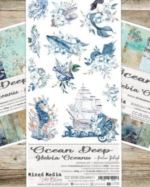 Actieset Craft 'O Clock 'Ocean Deep'