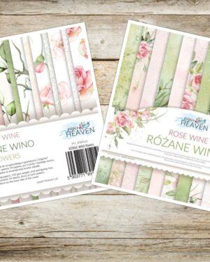 Combideal Rose Wine – Paper Heaven