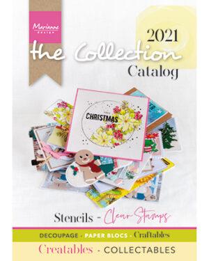 """Pre order"" CAT2021 – Marianne Design Catalog 2021"