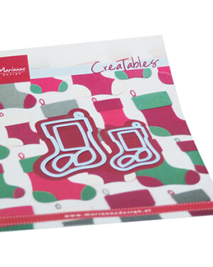 """Pre order"" LR0733 – Christmas Stockings"