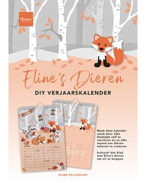 """""""Pre order"""" PB7061 – Calendar, Eline's Verjaardags kalender"""