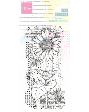 """Pre order"" MM1648 – Arts stamps Sunflower"