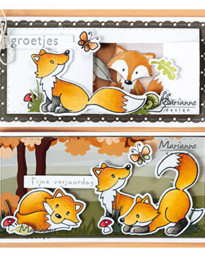 """Pre order"" EC0192 – Eline's Fox"