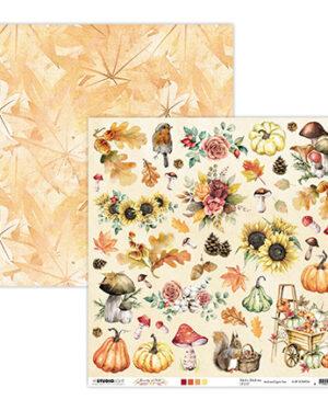 """""""Pre order"""" SL-BF-SCRAP56 – SL Scrap Fall elements Beauty of Fall nr.56"""