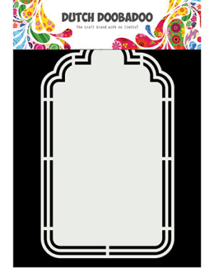 """Pre order"" Dutch Doobadoo Dutch Shape Art Wendy A5 470.784.018"