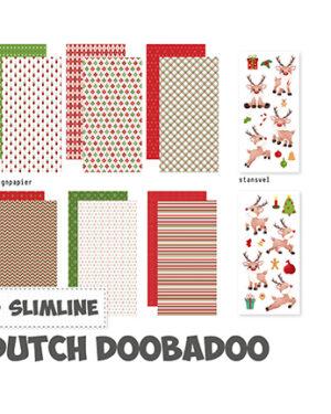 """""""Pre order"""" Dutch Doobadoo Crafty Kit Slimline Oh Deer 473.005.013"""