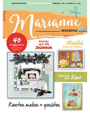 Marianne D Magazine Marianne nr 51 Marianne 51 21x30cm