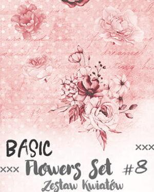 Craft O' Clock – Flowers – SET 08