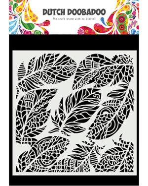 470.784.030 – Dutch Mask Art feather