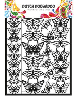 472.950.010 – Dutch Paper Art Vlinders