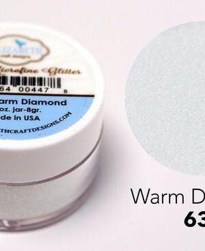 Elizabeth Craft Design – Silk Microfine Glitter – Warm Diamont 639