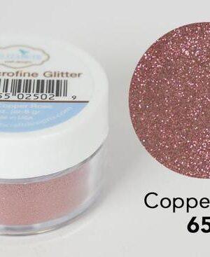 Elizabeth Craft Design – Silk Microfine Glitter – Copper Rose 659