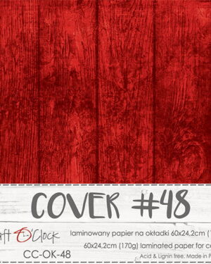 Craft O' Clock – COVER – 48 – SPECIALLY COATED PAPER