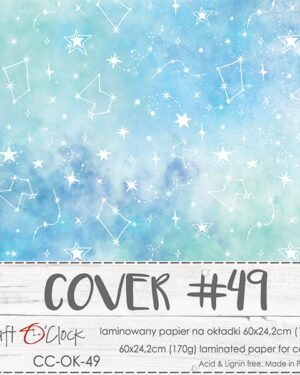 Craft O' Clock – COVER – 49 – SPECIALLY COATED PAPER
