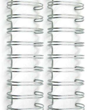 Cinch Wire 0.625 Inch Silver