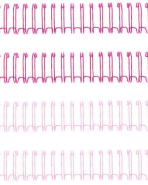 Cinch Wire 0.625 Inch Pink