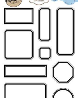CS133 Retro Labels