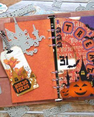 1902 Planner Essentials – Halloween Set 2