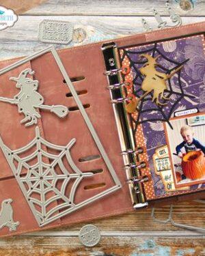 1903 Planner Essentials – Halloween Set 3