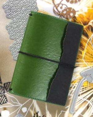 Elizabeth Craft Designs Traveler´s Notebook Moss TN08