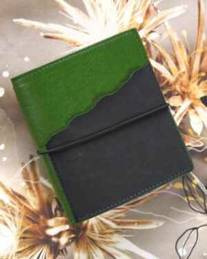 Elizabeth Craft Designs Square Traveler´s Notebook Moss TN09