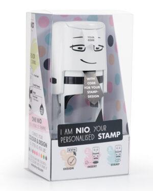 NIO Stamp – Nio Personalised Stamp (NI9011GB)